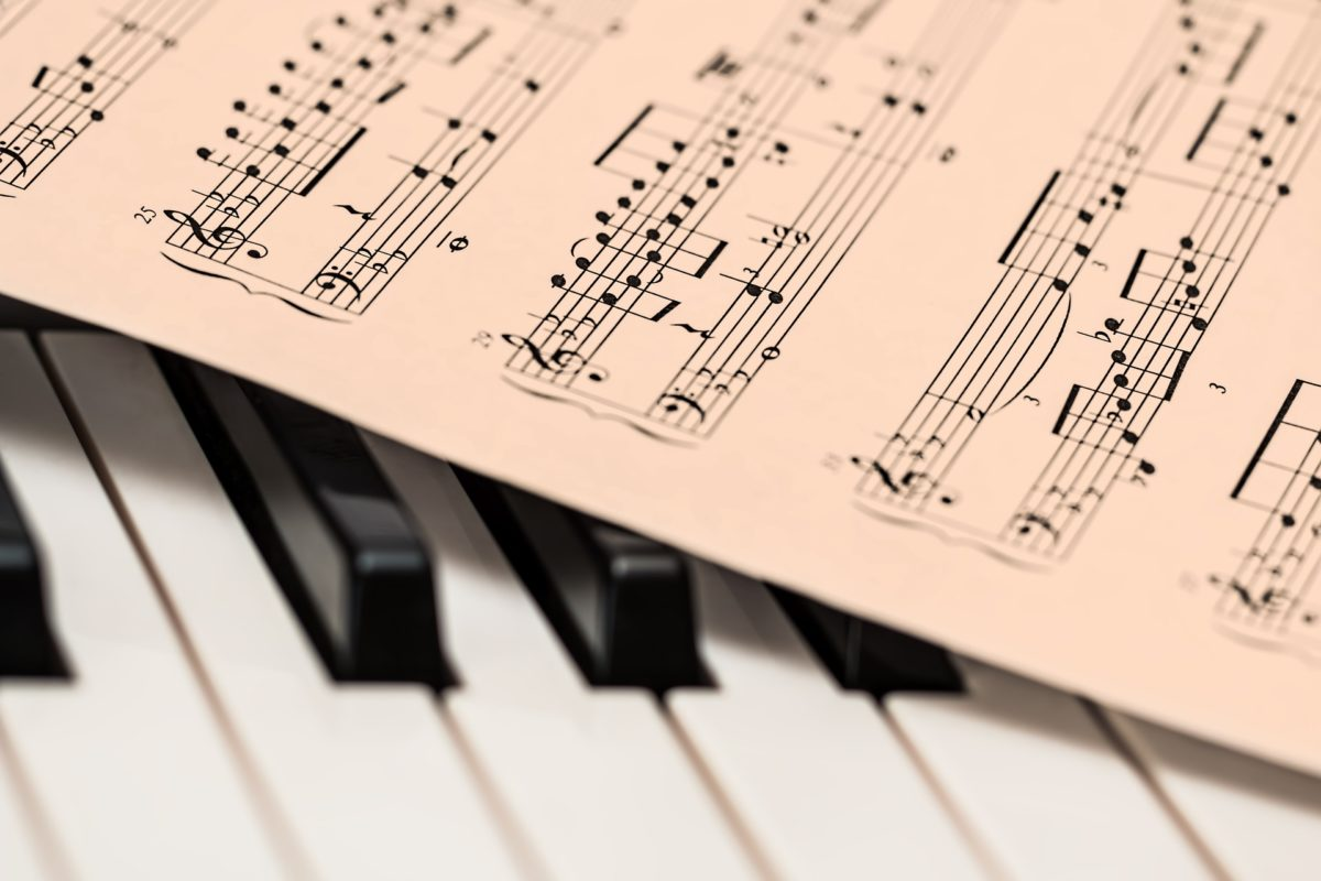 A brief history of musical notation