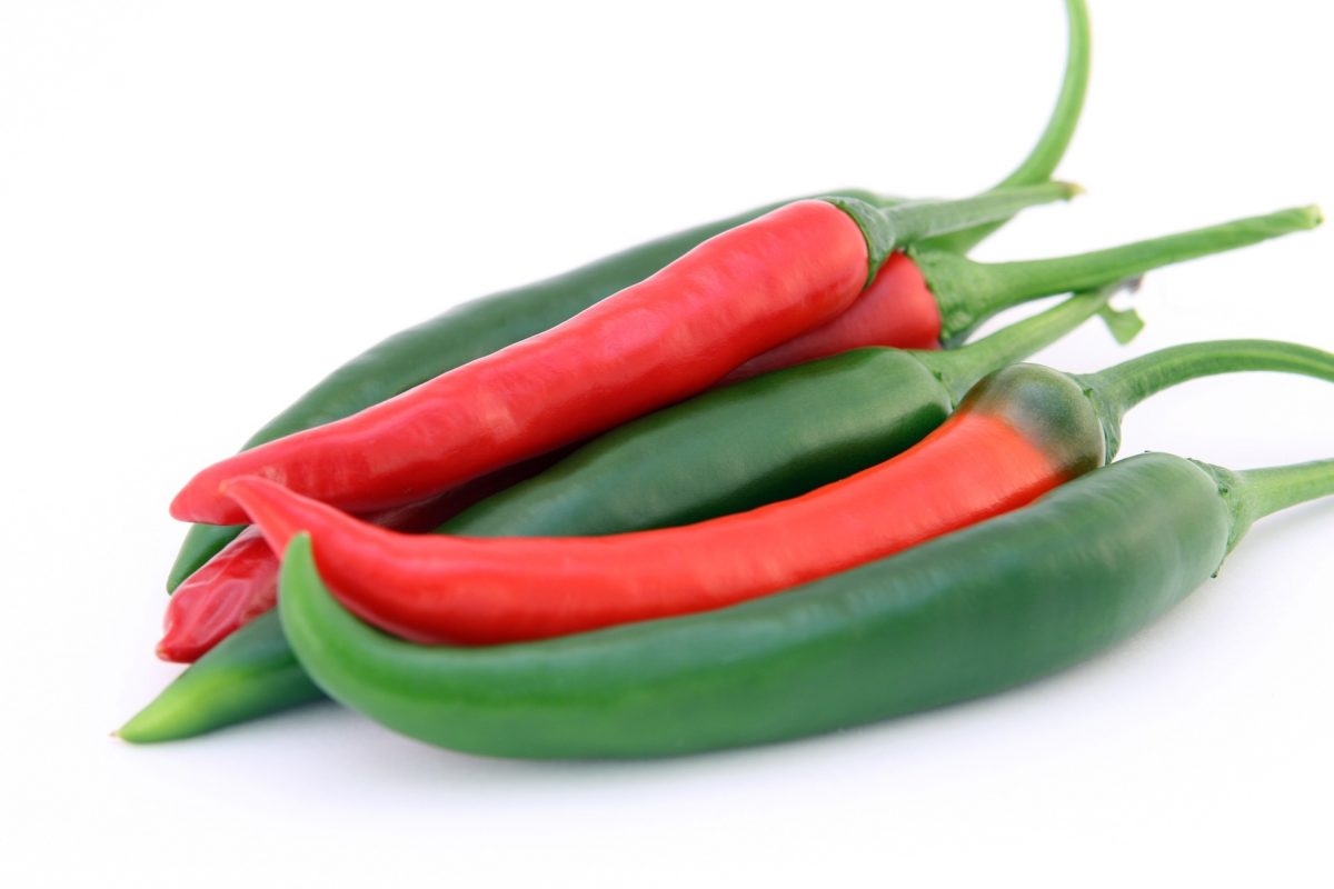 Is spicy food affecting your voice?